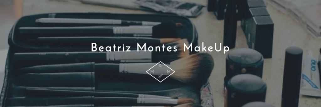 Nuevo Diseño Web Maquillaje Beatriz Montes MakeUp