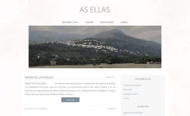 Diseño Web Ayuntamientos y Organismos