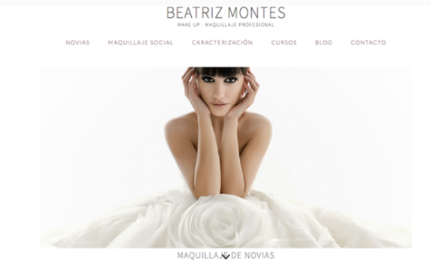 Beatriz Montes MakeUp